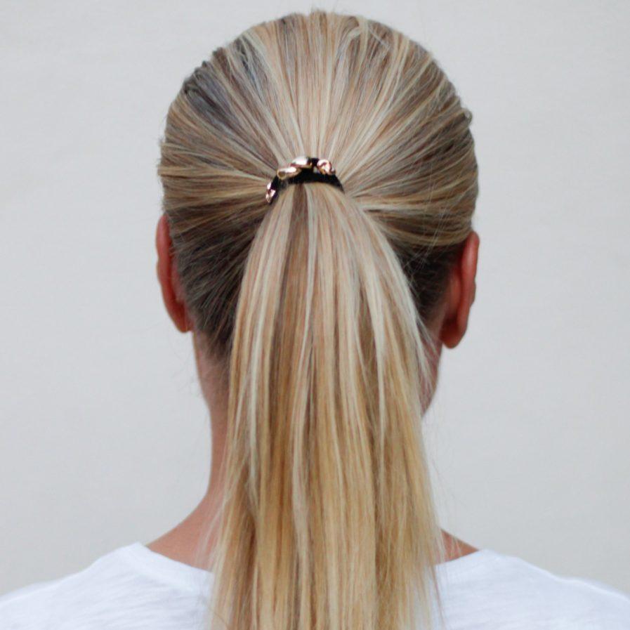 Corinne Hair Tie 3 knots (2-pack)