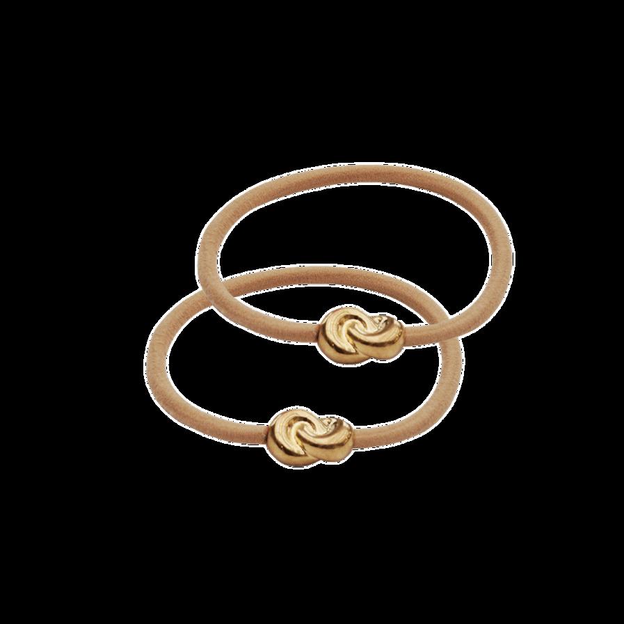 Hair Tie big knot (2-pack)
