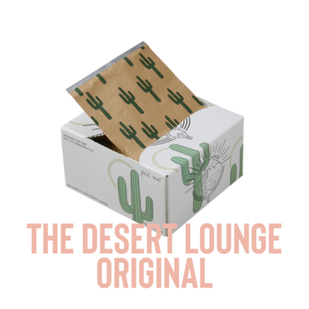 "Foil Me THE DESERT LOUNGE (PRE-CUT FOIL - 500 SHEETS - 5"" X 10.75"")"