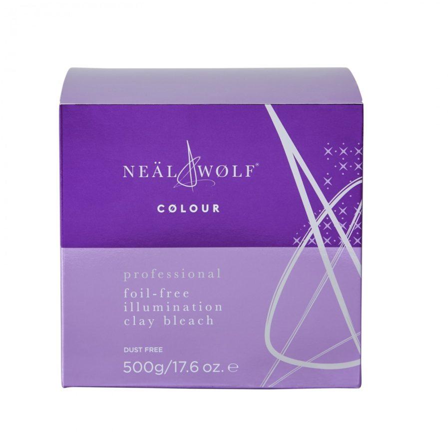 Neal & Wolf Foil Free Deco CLAY Bleach