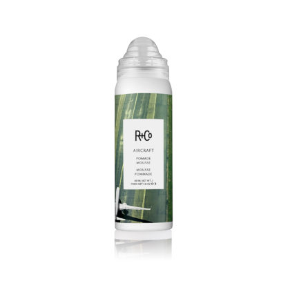 R+Co AIRCRAFT Pomade Mousse Travel