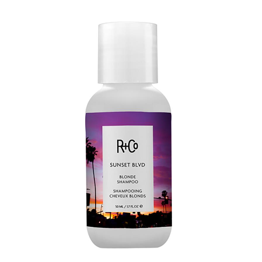 R+Co SUNSET BLVD Blonde Shampoo Travel