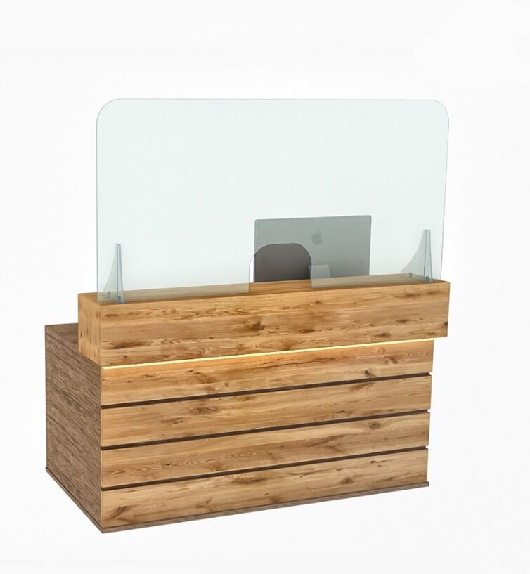 RECEPTION COUNTER 120cm x 80cm
