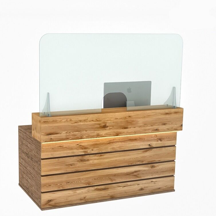 RECEPTION COUNTER 160cm x 80cm