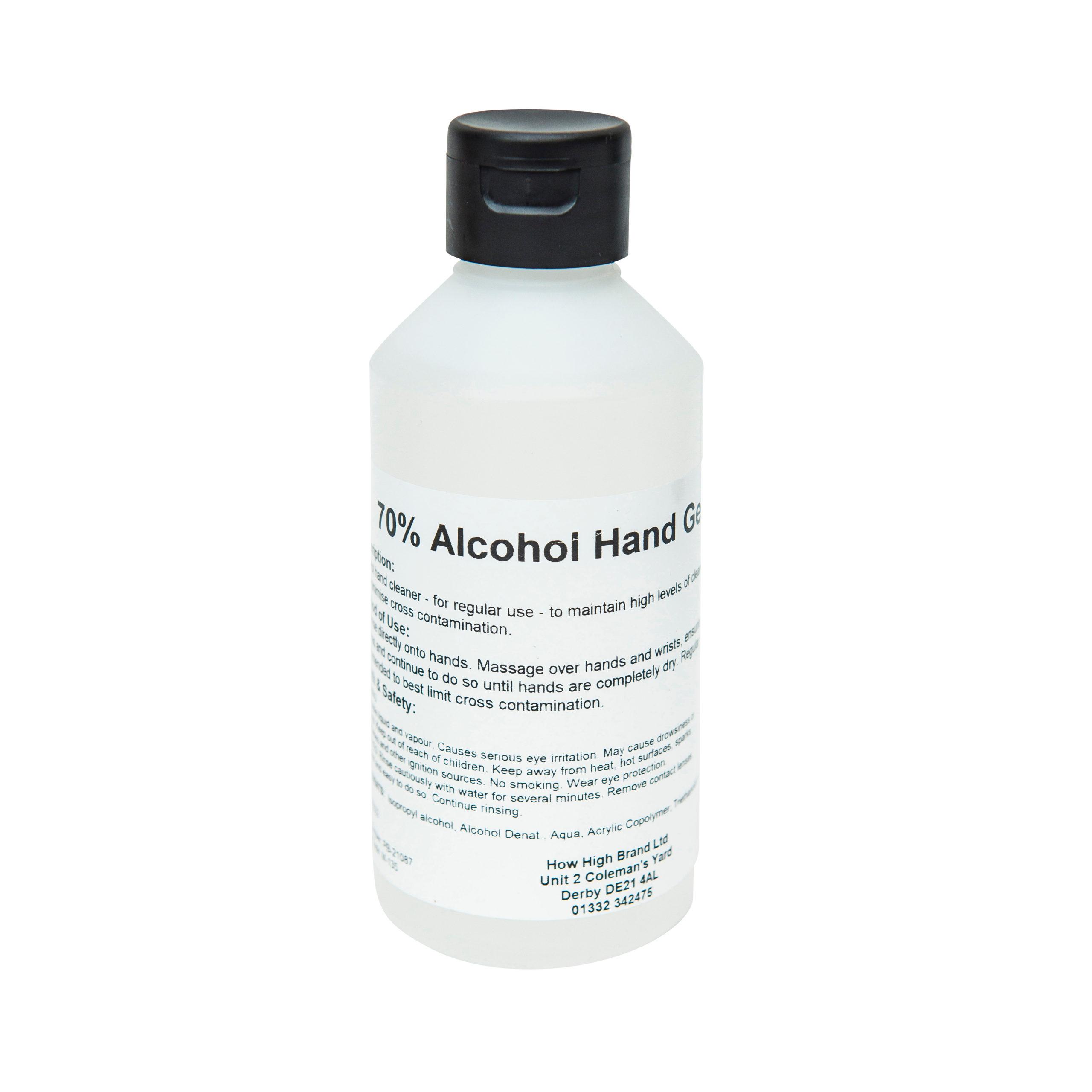 How High Hand Sanitiser - 250ml