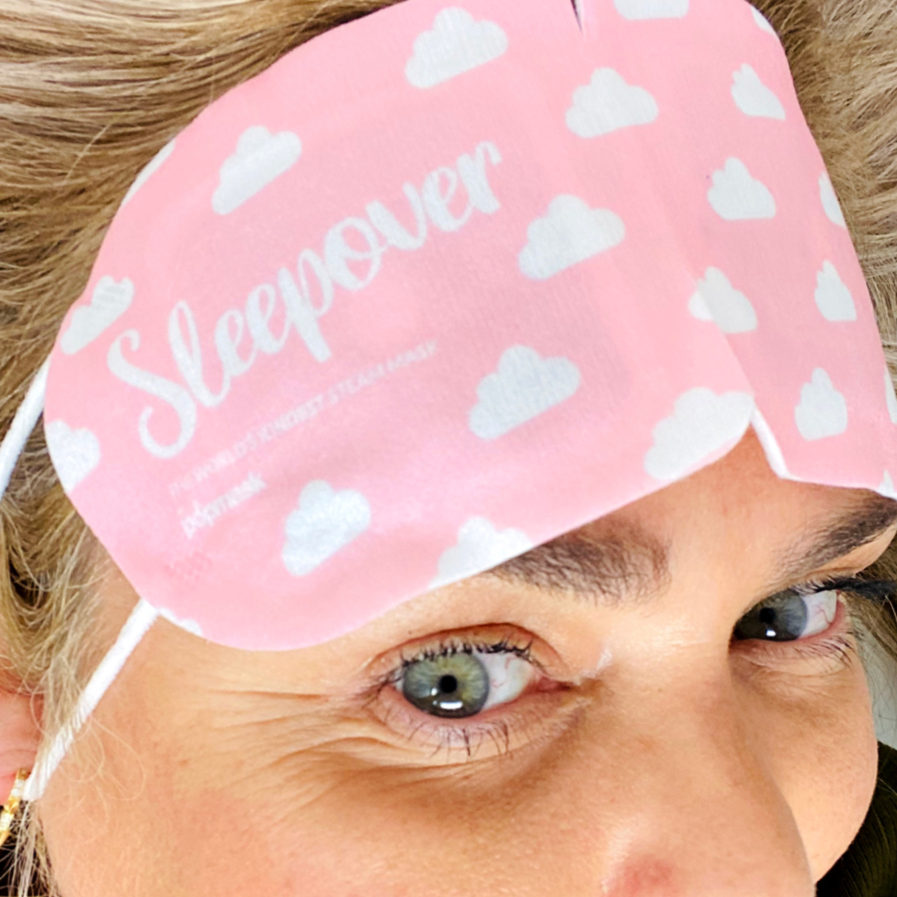 POPBAND POPMASK Sleepover heated eye mask - 5-Pack